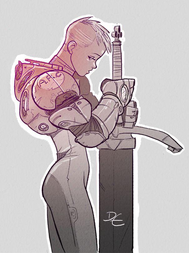 Character Design Monthly : Best battle suit images on pinterest concept art