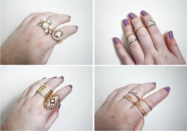 Rings #style #fashion #accessories #jewellery #fblogger #fblog #rings