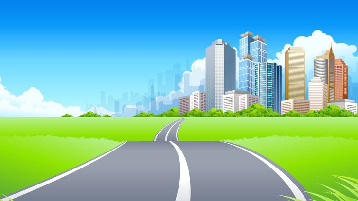background road clipart 40 - photo #27