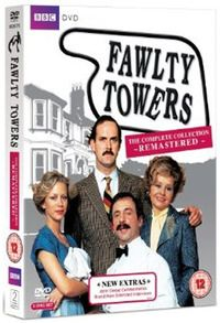 Fawlty Towers, The complete collection