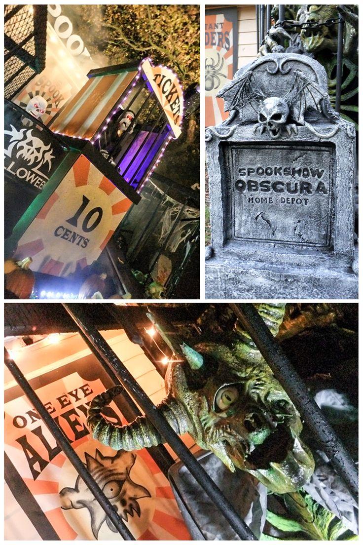 Best 25+ Halloween yard displays ideas on Pinterest   Sleepy ...