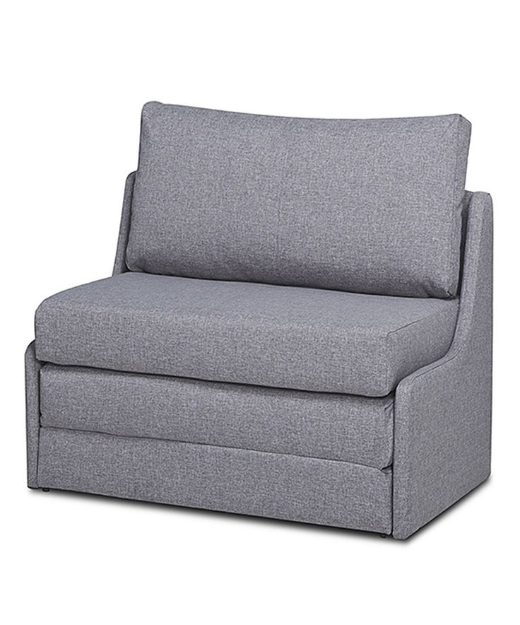 This Ash Albany Convertible Love Seat Sleeper would be great in a kids play room or a family rec room. on #zulily