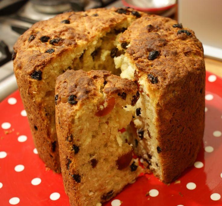 Panetone Light/Diet Sem Glúten e Sem Lactose | Máquina de Pão