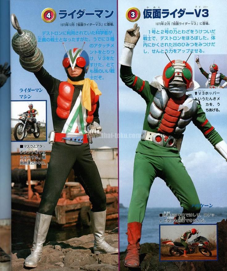 riderman v3