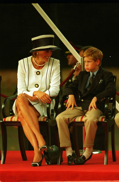 Diana and Harry.She was taken from us far to soon.Please check out my website thanks. www.photopix.co.nz