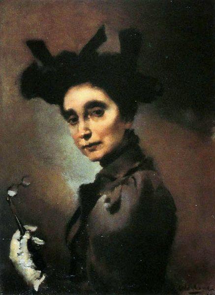 Columbano Bordalo Pinheiro (Portuguese, 1857-1929) Realism