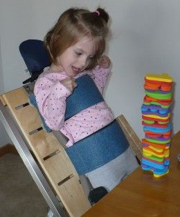 Adaptive Equipment for children with CP