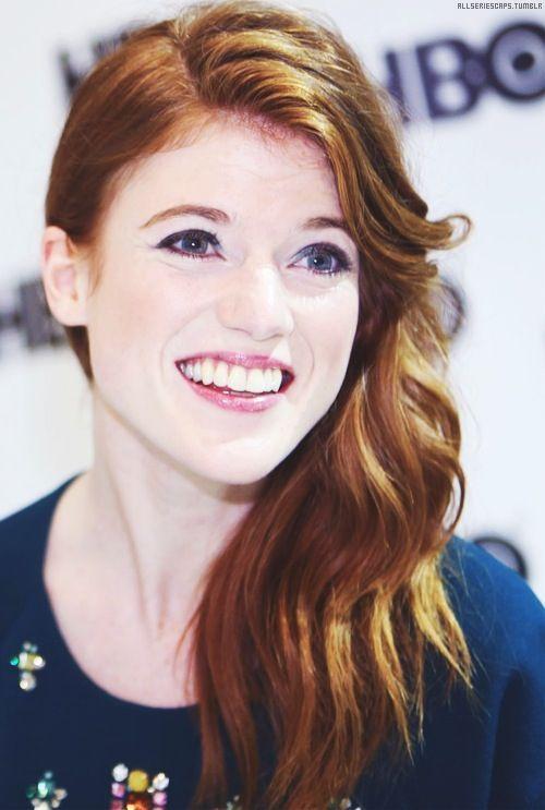 Rose Leslie makeup by Kindra Mann