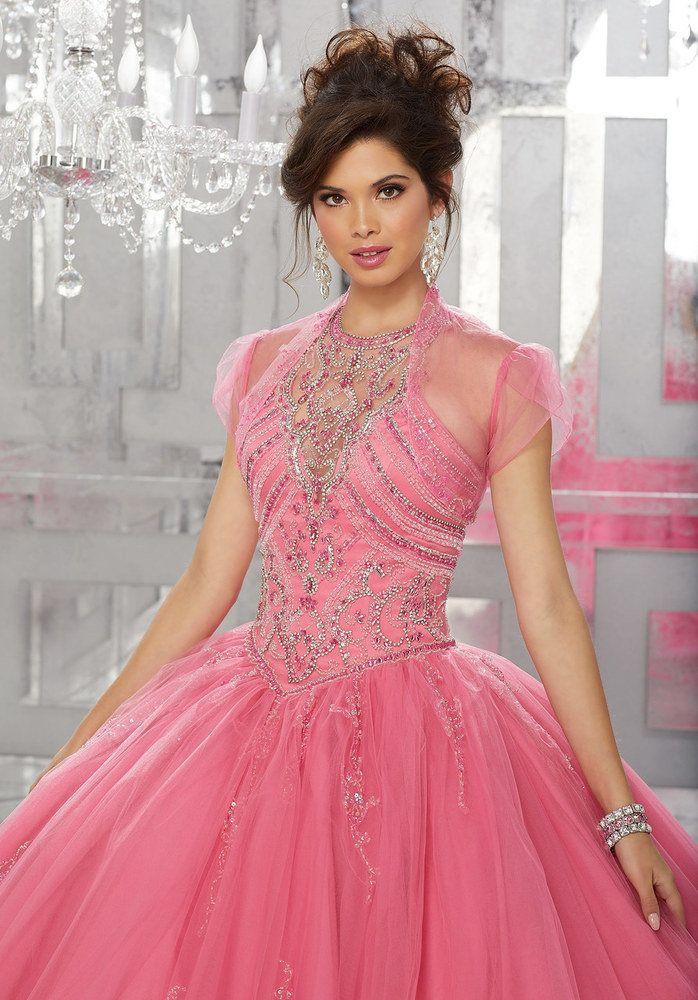 9257f63380d Mori Lee Vizcaya Quinceanera Dress Style 89145
