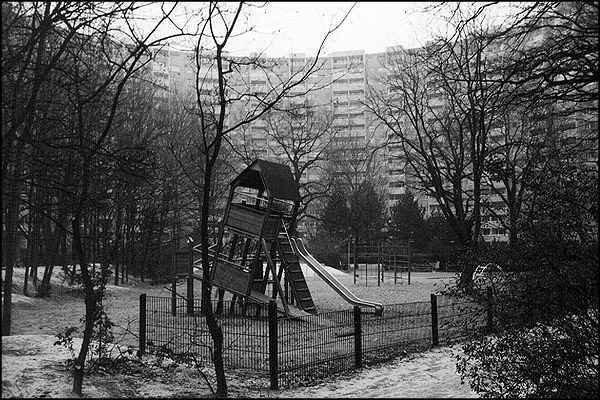 ☢ Gropiusstadt in 1978.
