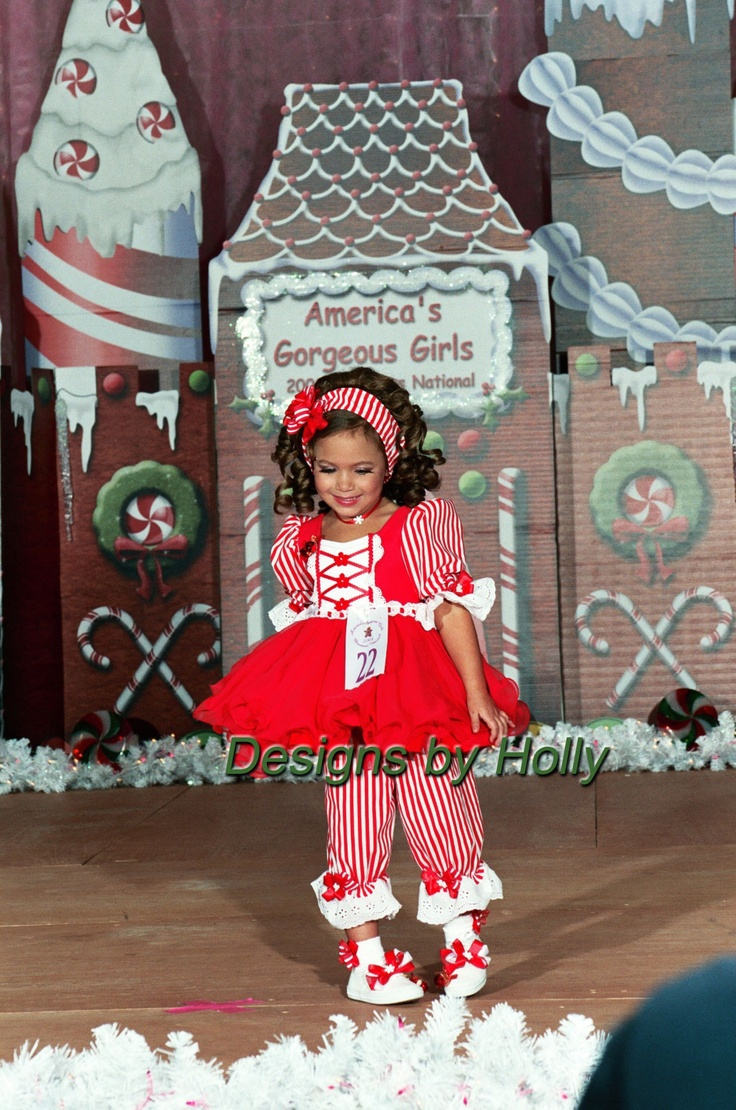 HOLIDAY WEAR & MISC.PAGEANT OUTFITS