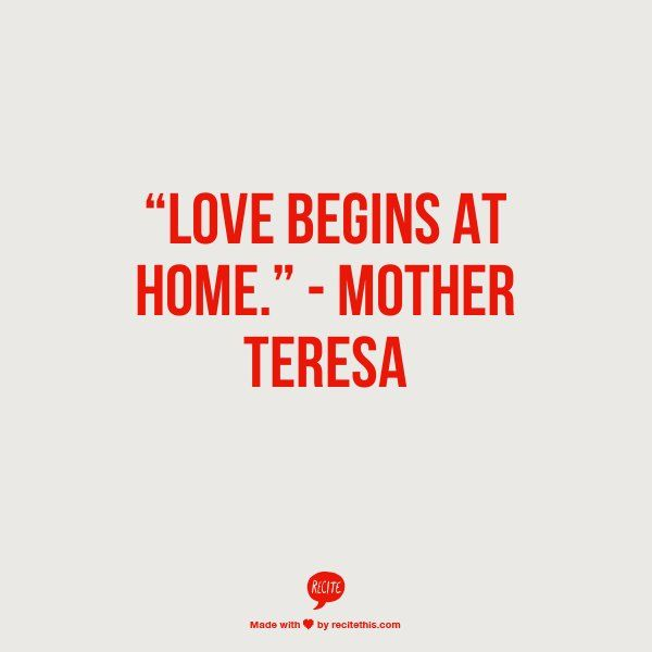 7 Inspirational Quotes That Remind Us To Find Comfort In Our Homes (PHOTOS)