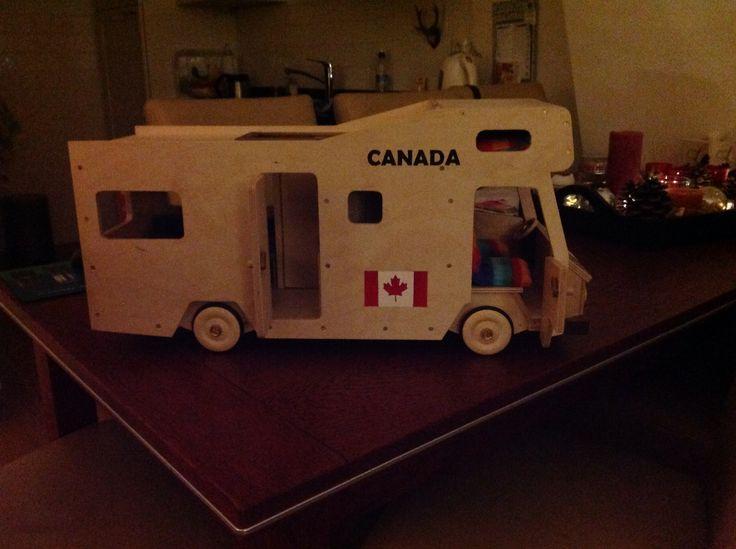 Speelgoed Camper 2014