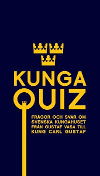 KungaQuiz  Visste du att...  ... prins Daniel föddes samma dag som kung Carl XVI Gustaf blev kung?