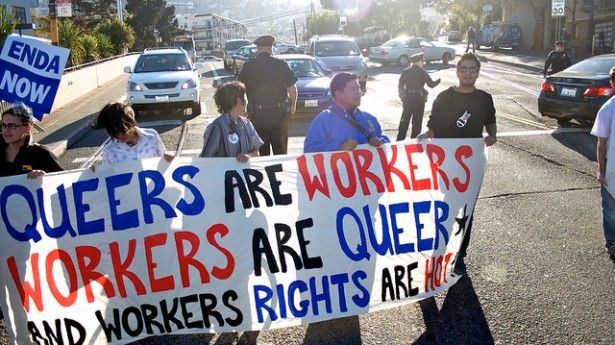 "Labor rights lawyer: 'Political winds blowing the right way' to pass ENDA - ""The Employment Non-Discrimination Act (ENDA) is set to be reintroduced before both the U.S. Senate and House of Representatives on Thursday. The legislation would put into place federal protections for LGBT people in the workplace, making it illegal to fire or otherwise discriminate against a person because of their sexual orientation or gender identity."""