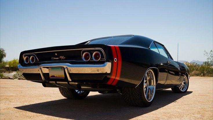 Arizona 1968 Dodge Chager R/T - #musclecars #dodge #Arizona