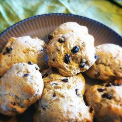 {Irish Scones} I have an Irish secret recipe for scones that are absolutely delicious. St. Patrick's Day is coming up next week and with this easy-to-follow recipe you won't need the luck of the Irish to enjoy some authentic Irish cuisine.