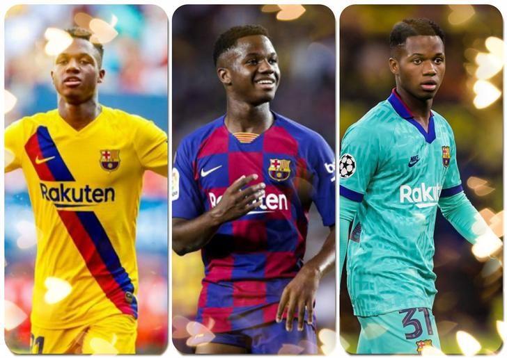 Barcelona Want To Keen Neymar Or Ansu Fati Neymar Barcelona Neymar Jr