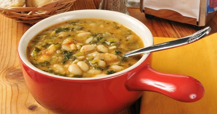 This delicious soup will not only warm you up and boost your nutrition, it'll give you a nice energy boost, too.