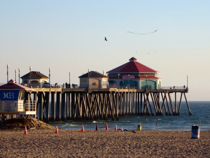 27 best road tripping north images on pinterest road for Huntington beach pier fishing