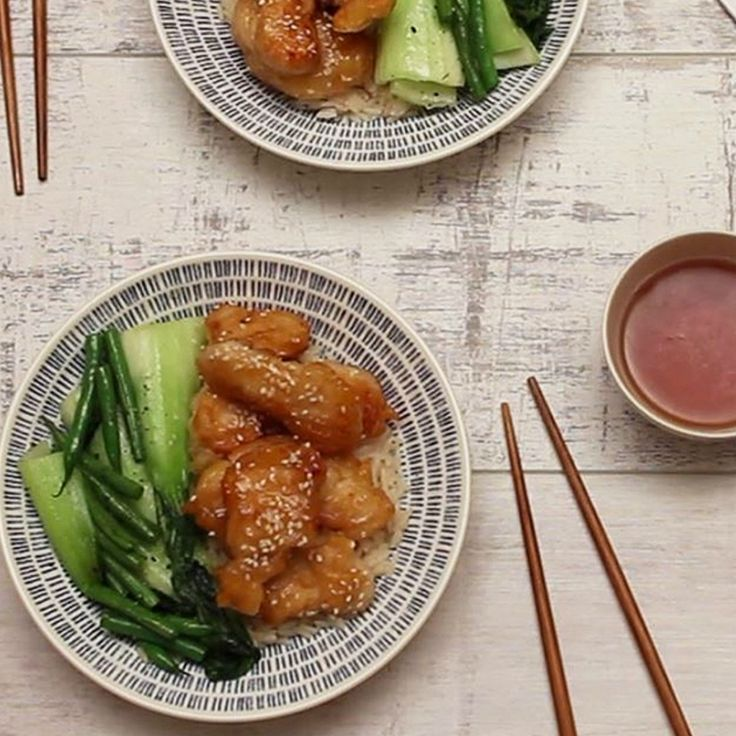 Watch the video and see just how easy this Honey Chicken by shankster is!