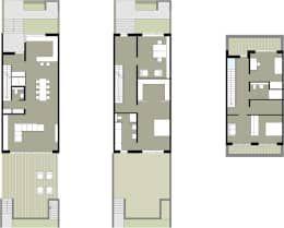 Grundrisse:   von Dewey Muller Partnerschaft mbB Architekten Stadtplaner