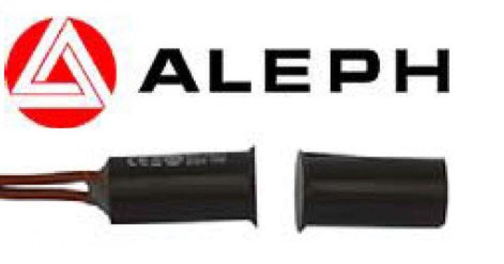 ALEPH καφέ χωνευτή μαγνητική επαφήDC-1651B   ALEPH χωνευτή μαγνητική επαφή, Διαστάσεις 18x10mm 28V-0.5A GAP 2mm Καφέ