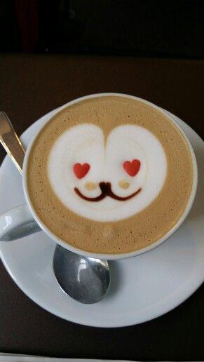 Felice giorno a tutti. #Messina #sicilia #me #max #style #fotografia #art #arte #cappuccino #artcaffe #caffe #colazione #pensiero #morning