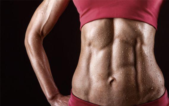 Zbavte se vody - vytvarujte svaly