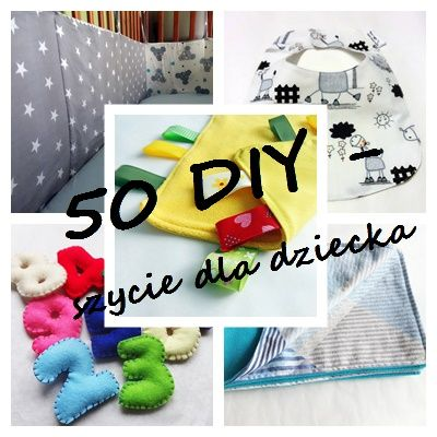 Kora szyje: 50 DIY szycie dla dziecka / tutoriale + wykroje
