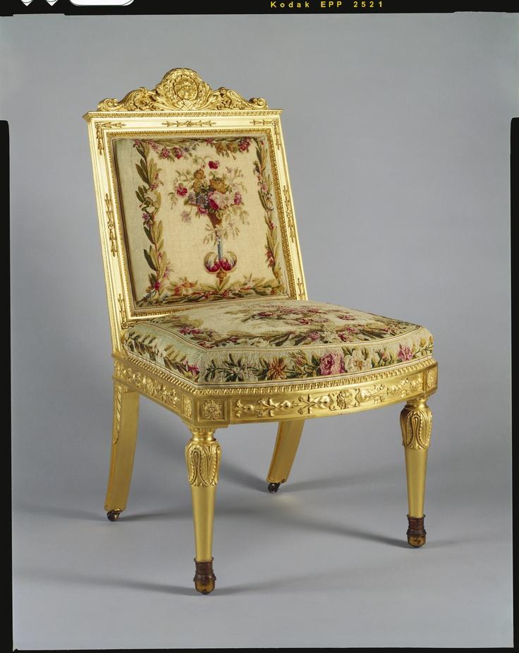 Upholstered Chair By Morel U0026 Seddon, England 1828