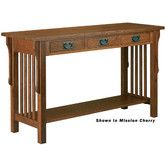 Found it at Wayfair - Craftsman Home Office Console Table