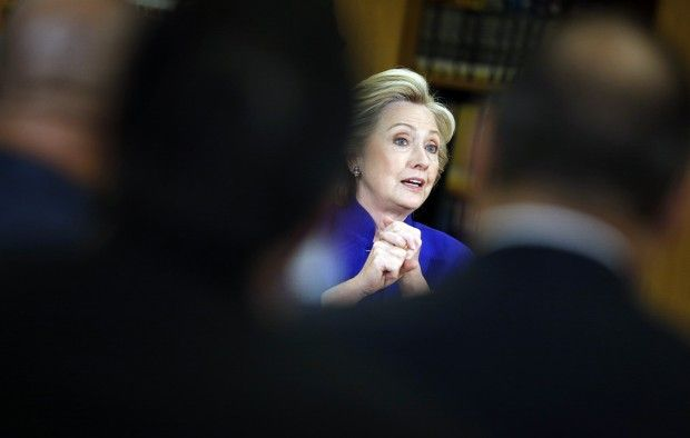 'Middle-Class Millennial Female' Writes Scathing Open-Letter to Hillary Clinton: 'I Have Some Questions' May. 5, 2015