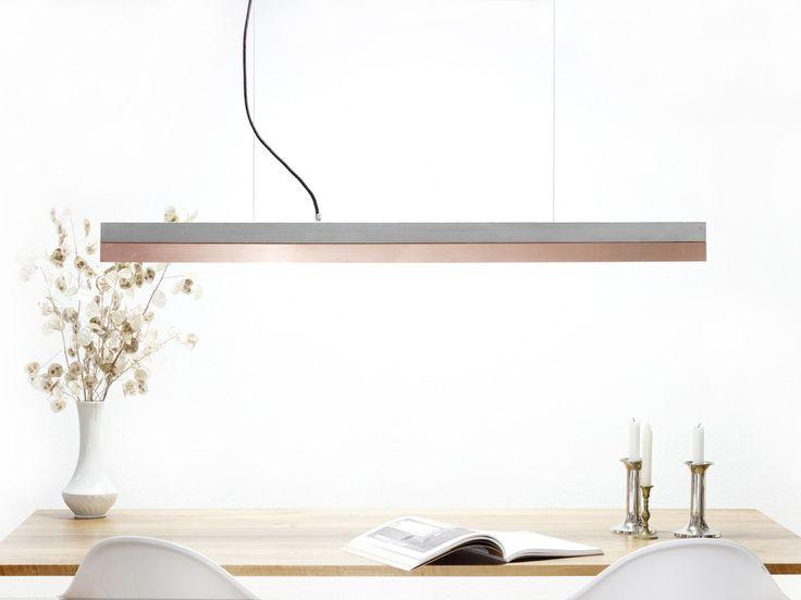 die besten 25 pendelleuchte beton ideen auf pinterest betonlampe pendelleuchte alle. Black Bedroom Furniture Sets. Home Design Ideas