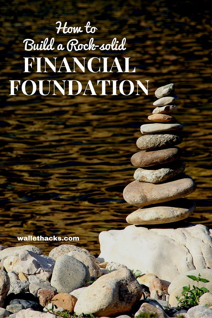 Success in life is predicated on having a solid foundation. Financial success is no different. It requires a solid financial foundation, one where ever block is carefully laid as to create a stability from which to grow. Why is this important? An incomplete foundation is the same as a poorly constructed one. If you've never …