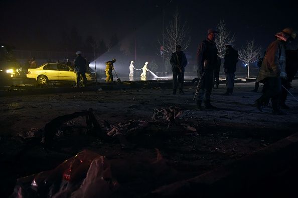 Taliban Suicide Bomber Leaves Seven Dead in Attack in Kabul; University of Hyderabad Cancels Suspensions After Student Suicide; Police…