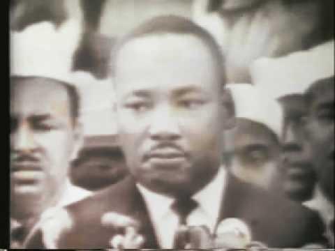 Martin Luther King, Jr. (January 15, 1929 -- April 4, 1968)