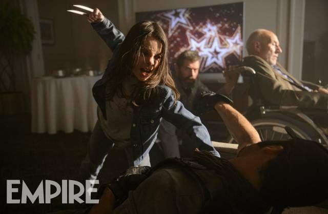 Logan: rating, foto e copertina dal nuovo numero di Empire