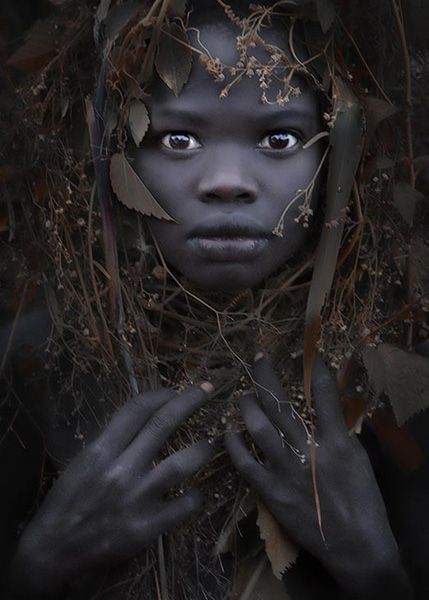 Tenga : West Africa - Goddess of the earth. The Mossi people believe that Tenga is responsible for the fertility of the land .----William Ropp More