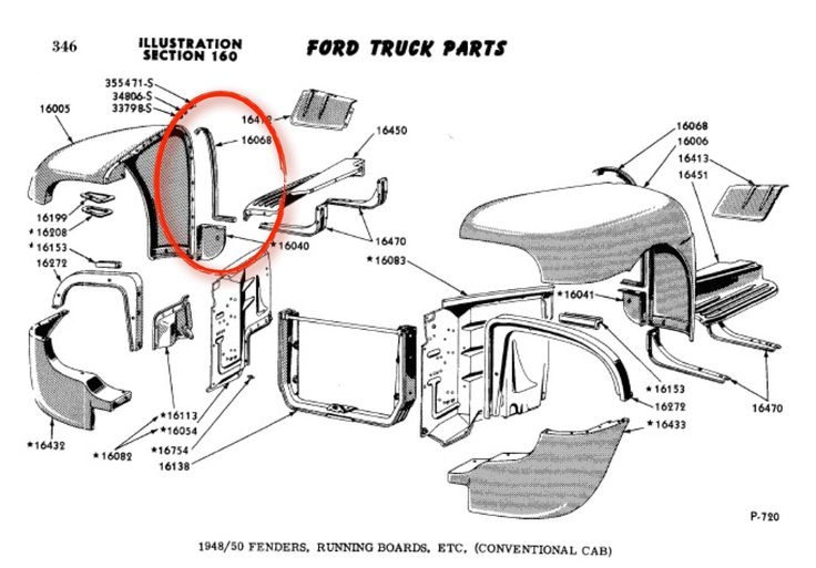 front fender seals - page 2 - ford truck enthusiasts forums