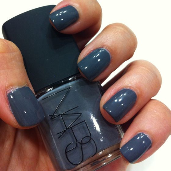 NARS Storm Bird..For something blue on the wedding day?