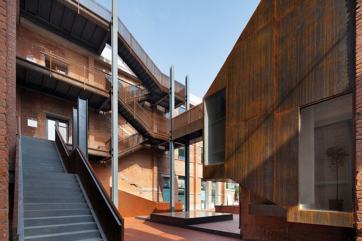 Gallery of Refurbishment of the Offset Printing Factory / Origin Architect - 4