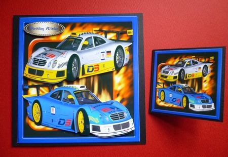 D3 Rally Car to dream of  on Craftsuprint - View Now!