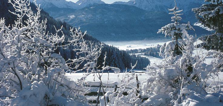 Wintermärchen in Antholz