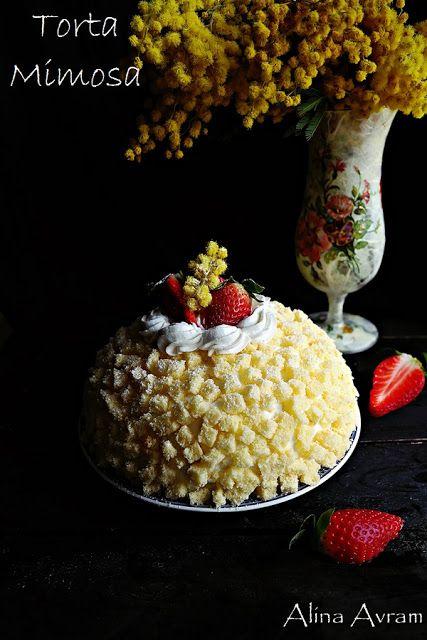 Tort Mimoza | Alina Avram's Blog