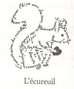 Voici un «corpus» de calligrammes que j'ai présenté à mes élèves, dans le cadre de notre projet poésie. L'objectif : comprendre comment le poète a construi…