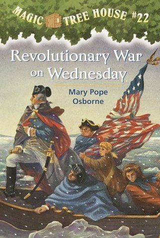 Bestseller books online Revolutionary War On Wednesday (Magic Tree House 22, paper) Mary Pope Osborne  http://www.ebooknetworking.net/books_detail-0679890688.html