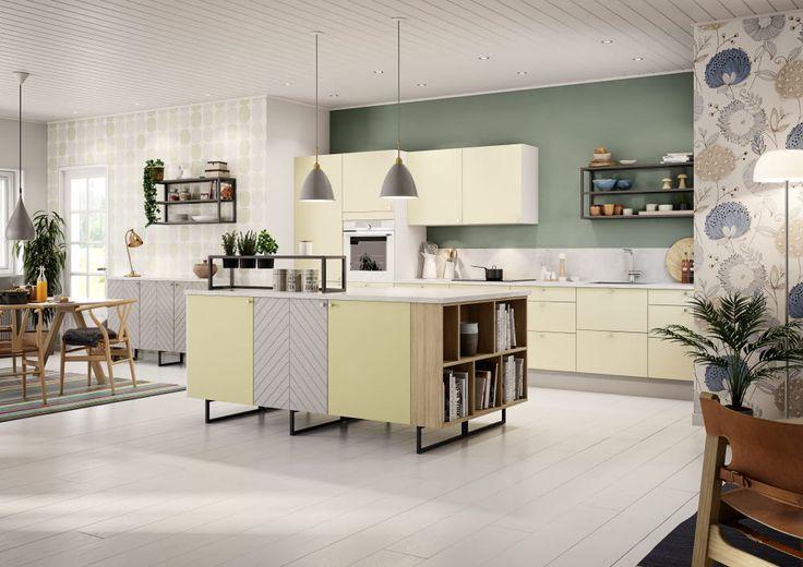 Petra-keittiöt Kollaasi #keittiö #kitchen