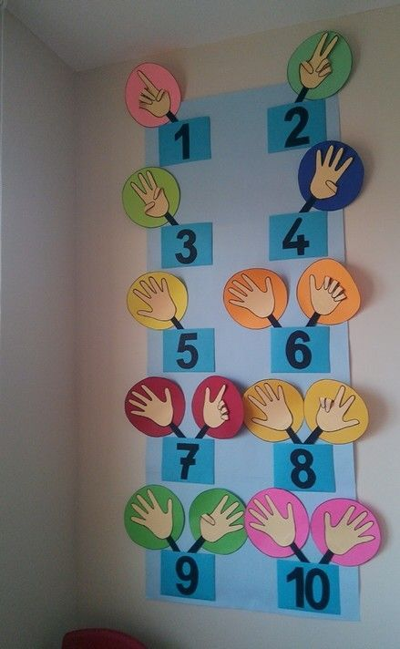 Age 2-3. M.1.11 Use fingers to show how many or age of self. M.6.18 Give reason of placement of objects. M.1.35 Rote count to ten.