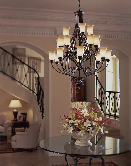 Chandelier And Foyer Ideas : Best dining room images on pinterest chandelier